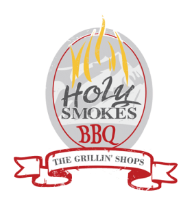 Holy Smokes BBQ – The Grillin' Shops