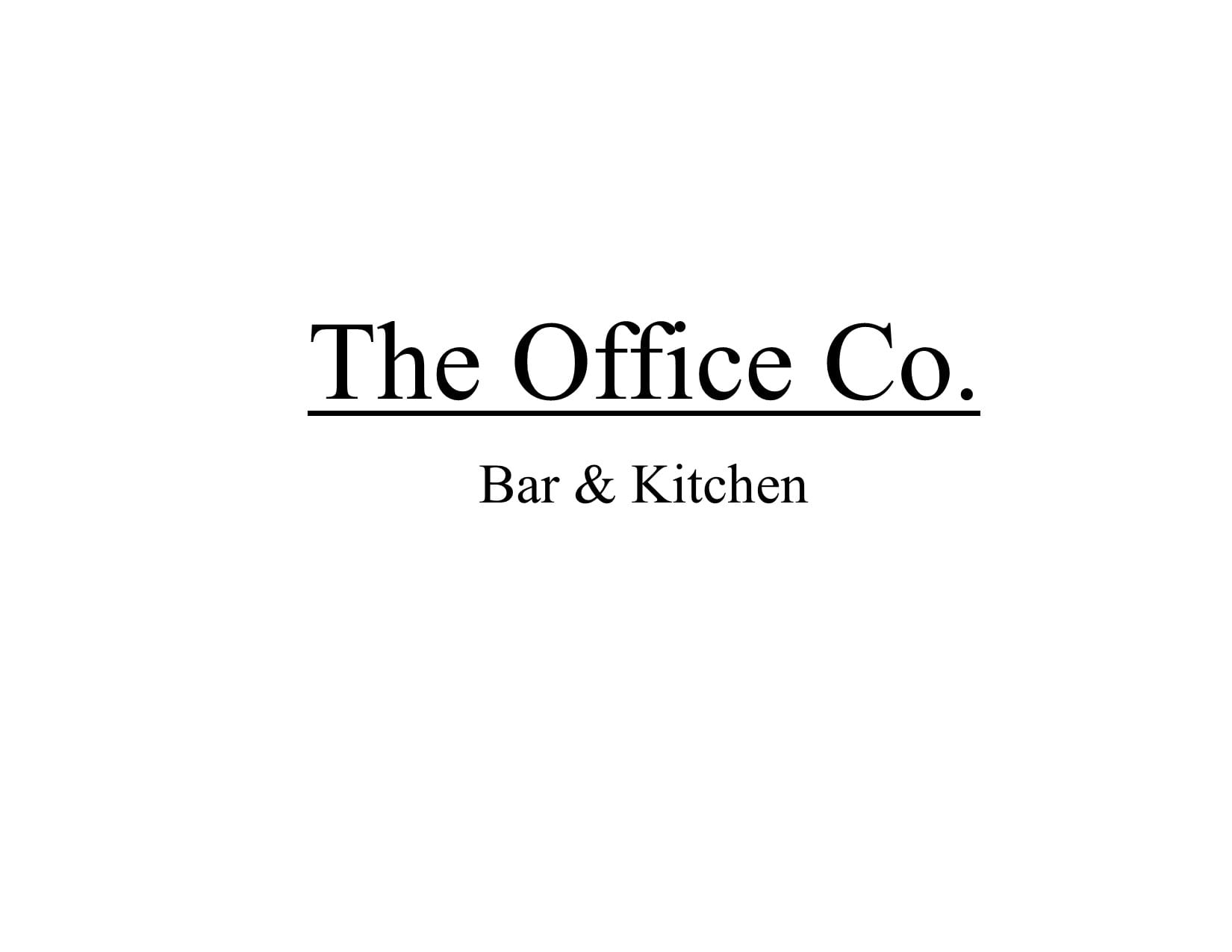 The Office Co. Bar & Kitchen