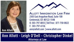 Allott Immigration Law Firm