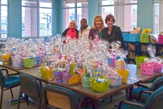 Donations needed for easter gift baskets for homeless children negle Images