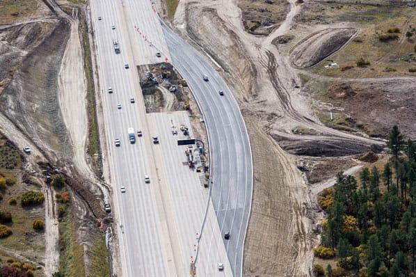North Meadows Extension at U S  Highway 85 interchange update