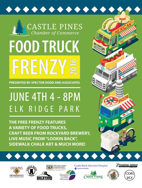 Food Truck Frenzy  Castle Pines
