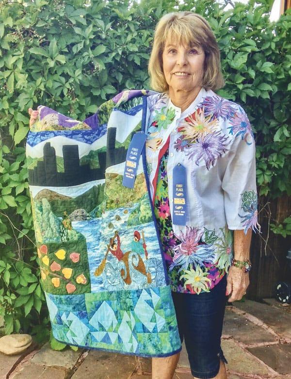 Surrey Ridge artists win 24 ribbons at county fair