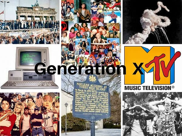 """the music of generation x Singles of the baby-boom generation to illus- trate, the opening theme song  asked, """"how will you make it on your own"""" richards would toss her hat into the  air."""
