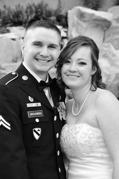 Photo of Orchowski wedding