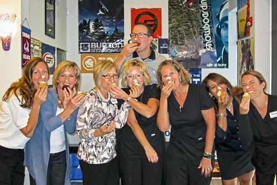photo of business winners