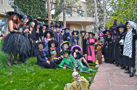 Pic of witches