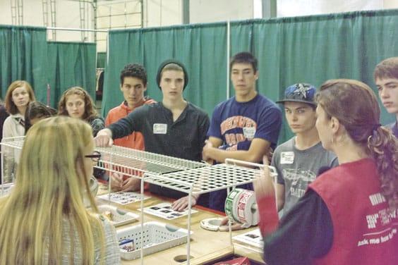 pic of volunteers