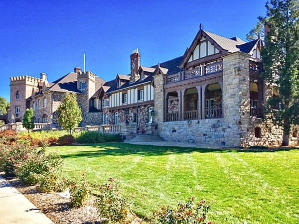 Picture of the historic Highlands Ranch Mansion