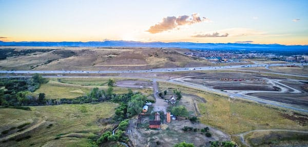 Picture of Pictured above: Schweiger Ranch property