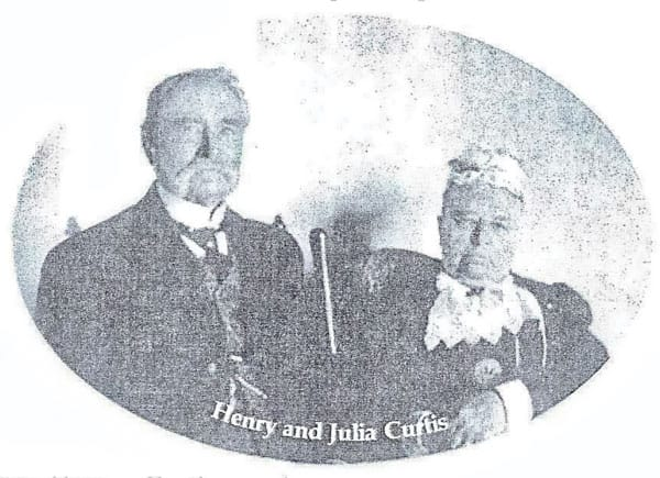 Picture of Henry and Julia Curtis