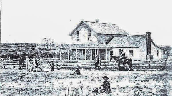 Picture of Oaklands ranch