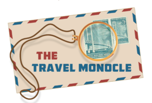 Graphic for The Travel Monocle