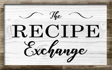 Graphic of The Recipe Exchange