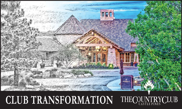 Country Club at Castle Pines Transformation