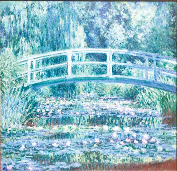 2019 Monet Exhibit Denver