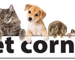 Pet Corner Header