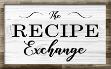 Graphic Recipe Exchange