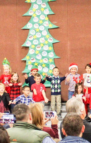 Buffalo Ridge Kindergartener holidays