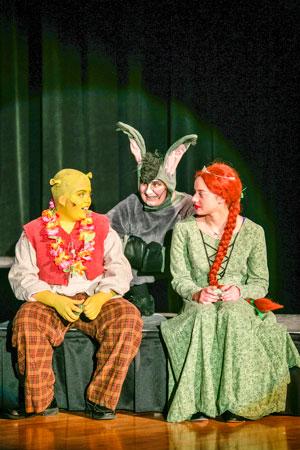 Rocky Height Middle School Shrek 2019