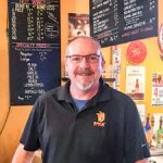 Photo of Scott Golden owner of Golden Flame Hot Wings