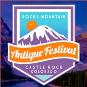Rocky Mountain Antigue Festival Logo