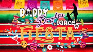 Daddy daughter Fiesta art