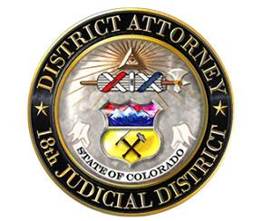 18th Judicial District Attorney Emblem