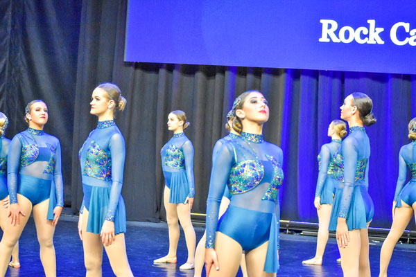 Photo Mia Jackson National Dance Championship