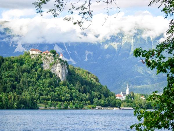 Photo Ljubljana Castle Slovenia