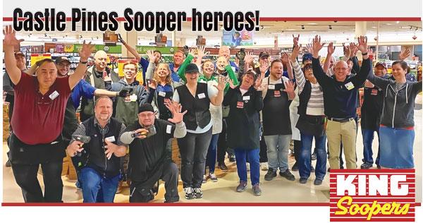 Photo King Soopers heroes