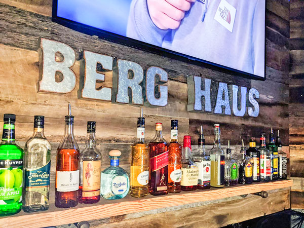 Photo of Berg House liquors