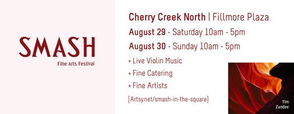 SMASH Cherry Creek Ad