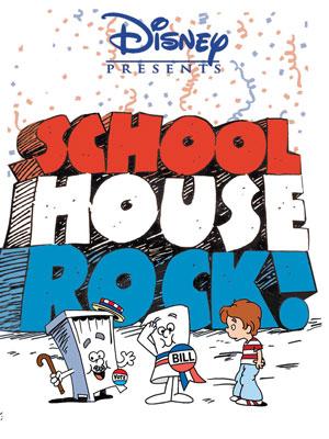 Disney SchoolHouseRock art
