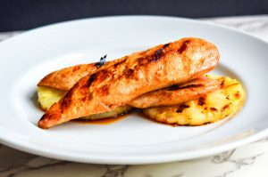 Photo of grilled chicken