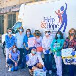 Photo of ladies aiding Help & Hope Center