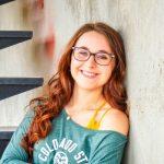 Photo of CSU freshman Sarah Bermingham