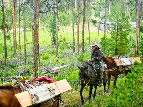 Photo of volunteer for Roundup Riders of the Rockies