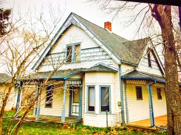 Photo of Isaac Jegirtha Noe home he built