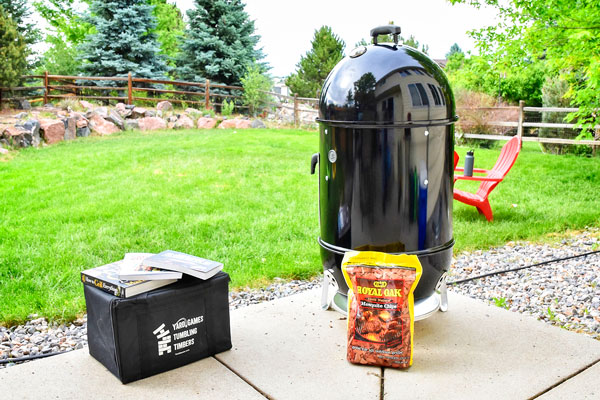 BPhoto of backyard BBQ package from DCL
