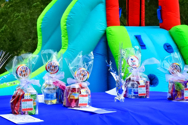 Photo of DCL Backyard Party package