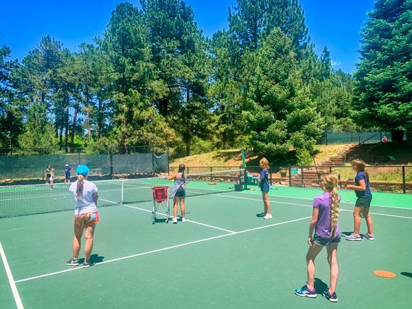 Photo kids tennis