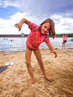 Photo DCS Montesorri camp fun