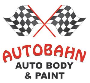AUTOBAHN body & paint logo