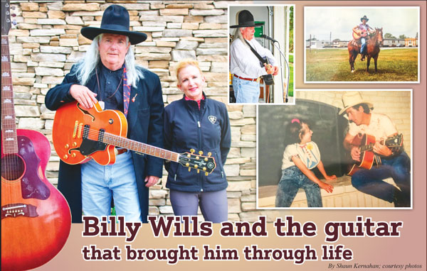 Photo of Billy and Rosemarie Wils