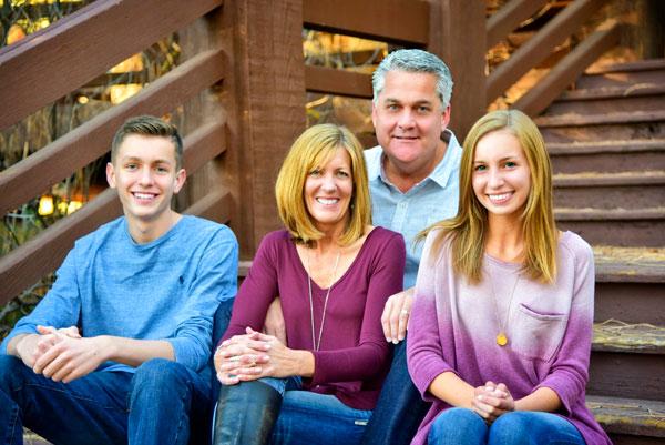 Photo of Janedis family