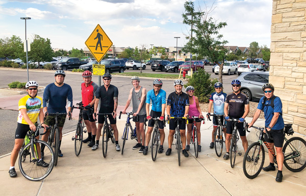 Castle Pines Cycling Club