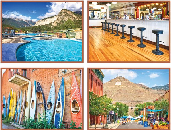 Salida offers a variety of recreational opportunities