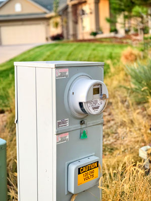 Advanced Metering Infrastructure meters