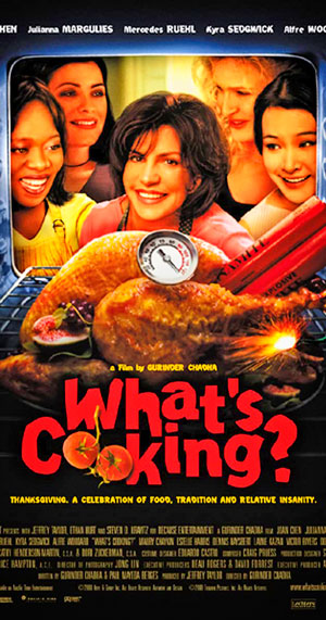 What's Cooking? movie poster